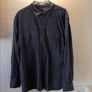Men's XL Johnston & Murphy Button Down Shirt